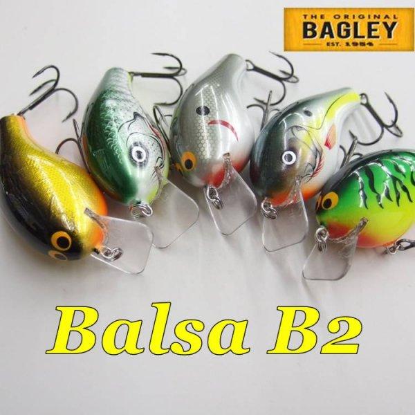 バグリー バルサB2 ジ・オリジナル セルビア製