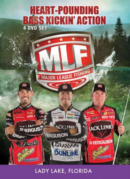 Major League Fishing 2016 Shell Rotella