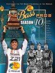 バスプロショップス DVD「The Bass Pros Season 10」 2016