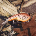 PH Custom Lures Lowen's Cyber Craw # Brown Mudbug