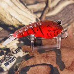 PH Custom Lures Lowen's Cyber Craw # Hot Mudbug