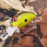PH Custom Lures Tiny Hunter # Chart/Black