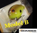 BOMBER ボーマー MODEL B