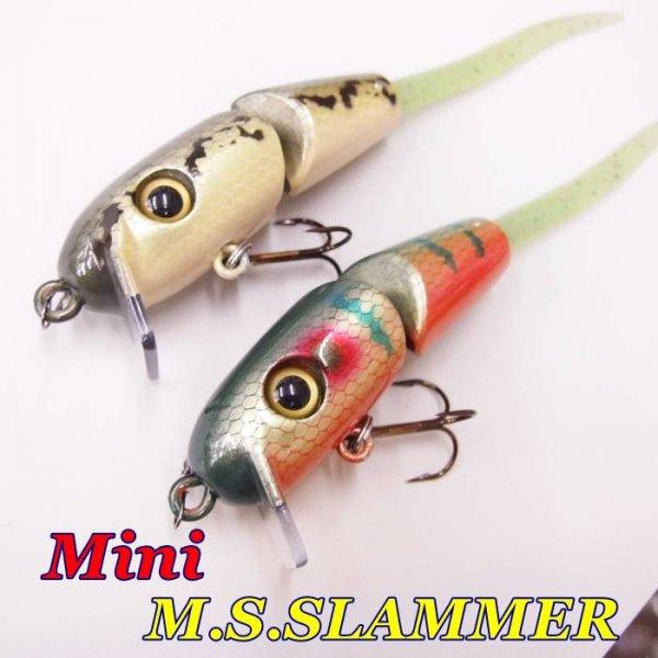 M.S. SLAMMER MSスラマーミニ