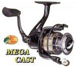 Bass Pro Shops MegaCast Spinning Reel / メガキャスト スピニングリール
