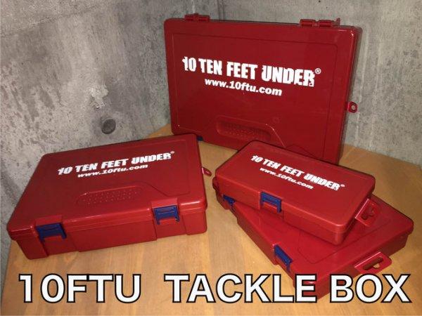 10FTU TACKLE BOX(タックルボックス)Lサイズ