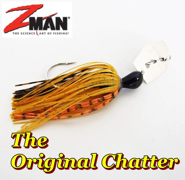 Z-MAN /ジーマン オリジナルチャターベイト 3/8オンス