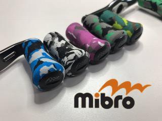 mibroオリジナル 3Cハンドルノブ(ダイワ、シマノ共用)