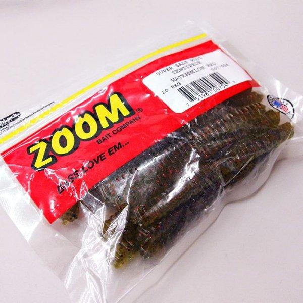 ZBC(ズームワーム) センチピード #007-054 WATERMELON RED