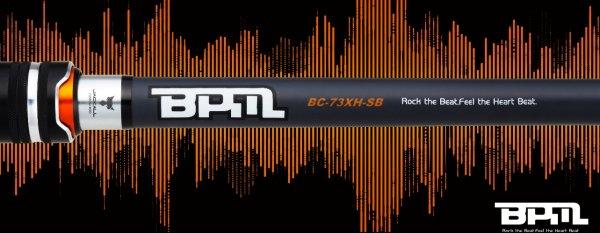ジャッカル ロッド BPMシリーズ BS-63UL