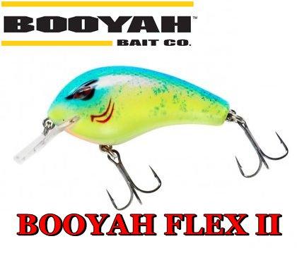 BOOYAH FLEX 2 スクエアビルクランクベイト