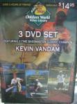 BASS PRO SHOPS バスプロショップス ケビンバンダム【DVD】KEVIN VANDAM 『 3 DVD SET 』