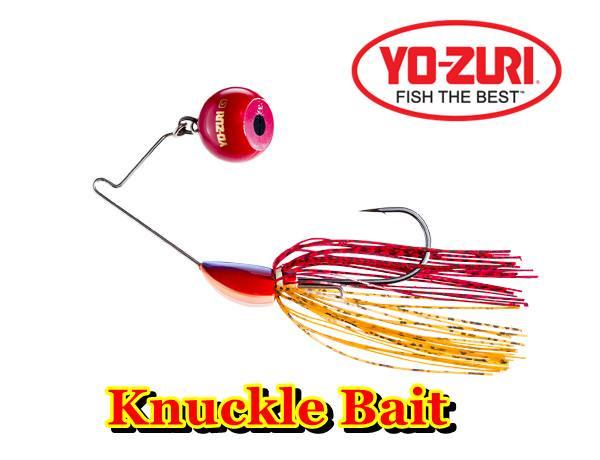 YO-ZURI Knuckle Bait / ヨーズリ・ナックルベイト