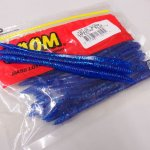 ZBC(ズームワーム) TRICK WORM トリックワーム #006-110 SAPPHAIRE BLUE