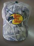 BASS PRO SHOPS バスプロショップス  カモフラージュメッシュキャップ