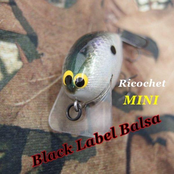 Black Label Tackle/ ブラックレーベルタックル リカシェイ・スクエアビルクランク ミニ