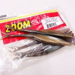 ZBC ズームワーム MAGNUM SUPER FLUKE #112-106 ARKANSAS SHINER