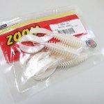 ZBC ズームワーム  Z CRAW Jr / ジークロージュニア #130-045 White Pearl