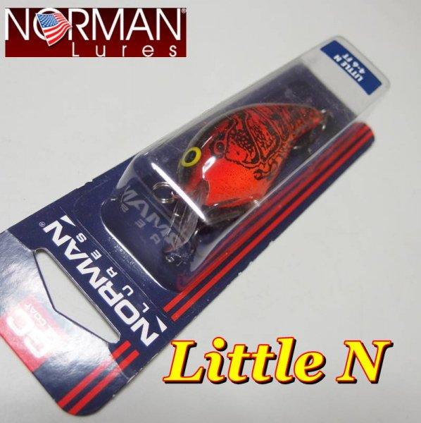 ノーマンルアーズ LITTLE-N  リトル-N