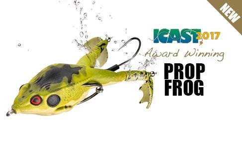Lunkerhunt Prop Frog/ランカーハント・プロップフロッグ