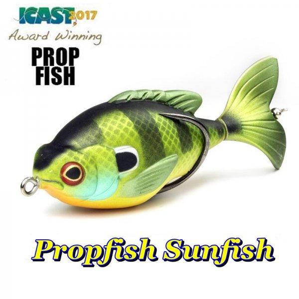 Lunkerhunt Prop Fish Sunfish/ランカーハント・プロップフィッシュ・サンフィッシュ