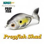 <img class='new_mark_img1' src='https://img.shop-pro.jp/img/new/icons5.gif' style='border:none;display:inline;margin:0px;padding:0px;width:auto;' />Lunkerhunt Prop Fish Shad/ランカーハント・プロップフィッシュ・シャッド