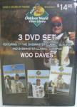 BASS PRO SHOPS バスプロショップス 【DVD】 WOO DAVES 『 3 DVD SET 』