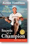 BASS PRO SHOPS バスプロショップス 【書籍】KEVIN VANDAM 『Secrets of a Champion』