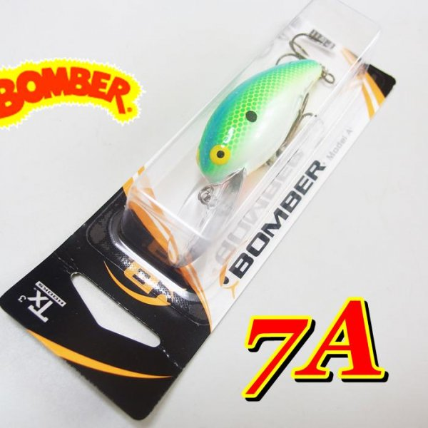 "BOMBER ボーマー MODEL""A"" BO7A"