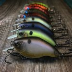 Nishine Lure Works Chippawa RB/チッパワRB