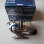 DAIWA  Sivercast 100A / ダイワ シルバーキャスト 100A スピンキャストリール
