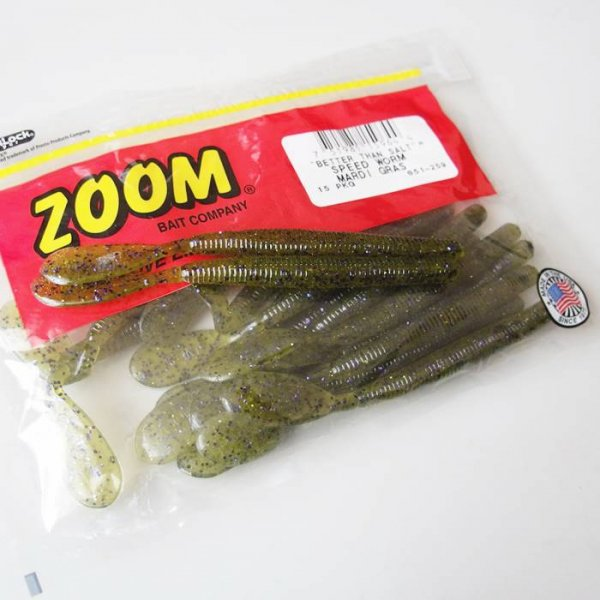ZBC ズームワーム スピードワーム #051-259 MARDI GRAS
