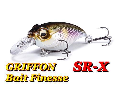 メガバス GRIFFON Bait Finesse SR-X