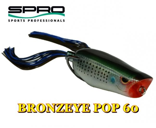 SPRO BRONZEYE POP 60 / スプロ ブロンズアイポップ60
