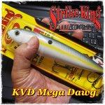 Strike King KVD Mega Dawg/ストライクキング メガ ドーグ