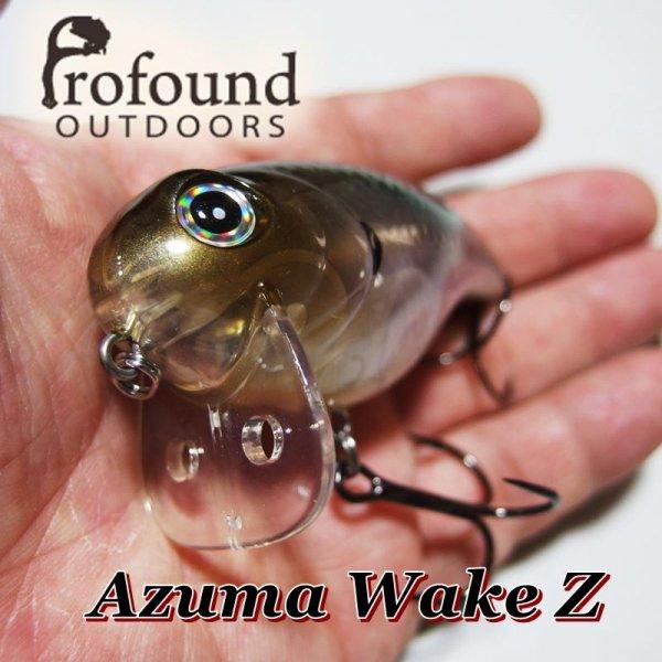 プロファウンドアウトドアーズ アズマ WAKE-Z