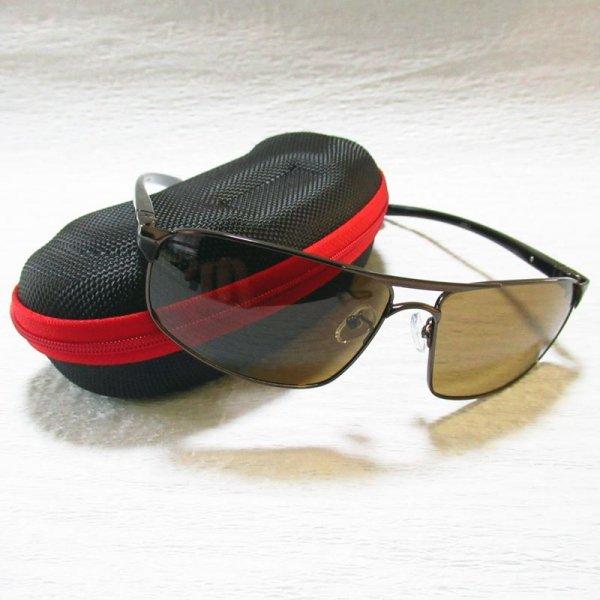 ハート光学 プロフィッシャー 偏光レンズサングラス AB55-2
