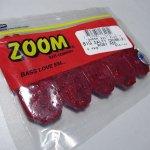 ZBC(ズームワーム) ビッグソルティチャンク #028-134  Ruby Red