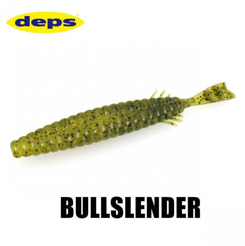 【お一人様何れか2パックまでで】デプス BULLSLENDER / ブルスレンダー4.7inch