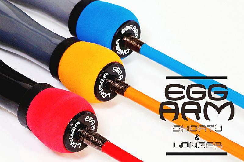 ジャッカル ロッド EGG ARM SHORTY/エッグアーム・ショーティ 55cm