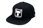 <img class='new_mark_img1' src='https://img.shop-pro.jp/img/new/icons1.gif' style='border:none;display:inline;margin:0px;padding:0px;width:auto;' />ジャッカル JACKALL SQUARE LOGO FLAT CAP スクエアロゴフラットキャップ