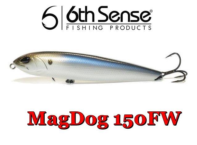 6th Sense MagDog 150FW
