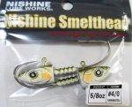 Nishine Lure Works Nishine Smelthead / ニシネルアー スメルトヘッド #Smelt【メール便可】