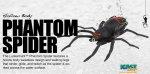 US直輸入!Lunkerhunt Phantom Spider/ランカーハント・ファントムスパイダー【メール便可】