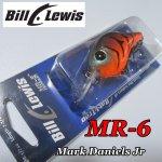 Bill Lewis MR-6 / ビルルイス MR-6 クランクベイト【メール便可】