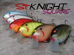 モリケンスピードバイト  St.KNIGHT SQ/ セントナイト・スクエア