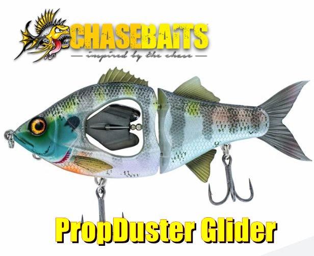 US直輸入!Chasebaits PropDuster Glider / チェイスベイト「プロップダスターグライダー」