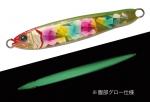 ガンクラフト COSO JIG 太刀魚特撰 120g #S-04 ゴールドパロットクラッシュホロ