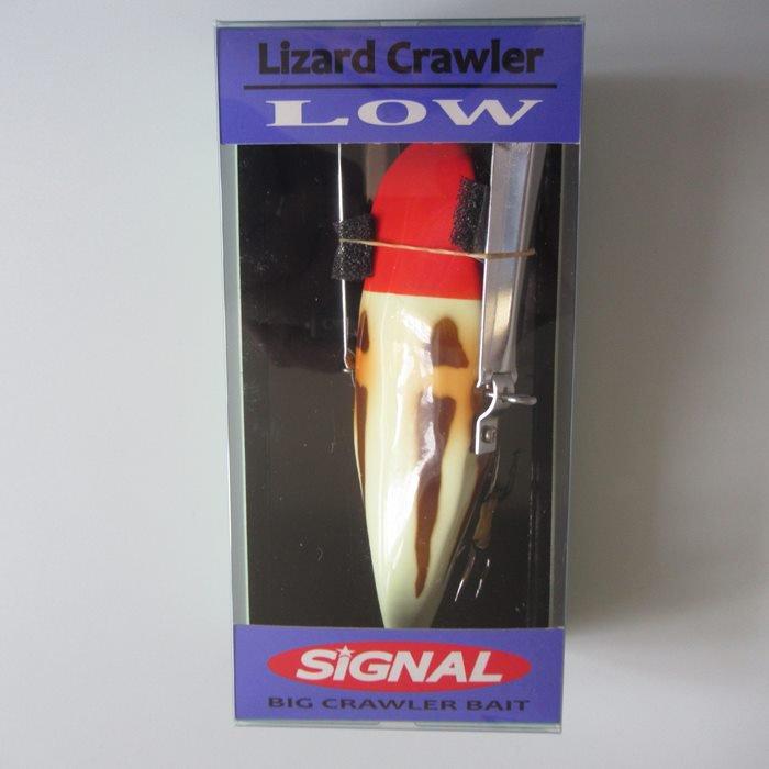 シグナル リザードクローラーLOW #03レッドヘッドボーン