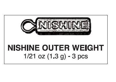 NISHINE LURE WORKS オリジナルスナップ&アウターウエイト